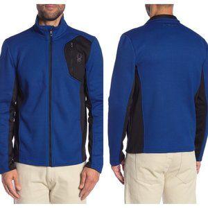 SPYDER Raider Full Zip Lightweight Fleece Jacket